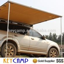 Aluminum Frame professional Car Side Awning