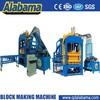 easy-maintance chinese two-stage concrete hydraulic paver interlock brick machine