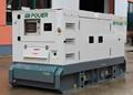 1306a-e87tag6 super silencioso generador diesel con motor perkins