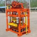Máquina do bloco manual/qt4-40 betão, tijolo que faz a máquina preço