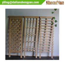 Wholesale Ornamental Wood Lattice Fence Panels