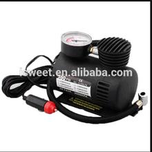 12V Mini Compact Tire Inflation Equipment Air Compressor