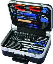 108pcs professional aluminum case hardware tools set RT TOOL