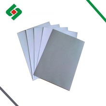230gsm Stocklot White Paper Board One Side Coated Duplex Board in sheets