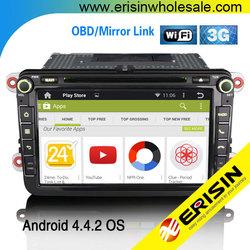 "Erisin ES9405A 8 "" Passat CC 2010 Android Car DVD Player"