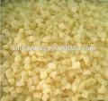 pera en conserva en picado en jarabe