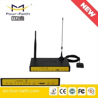 F7434 gps sms gprs tracker vehicle tracking system for 3g router monitoring application
