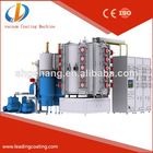 Thermal Aluminum Evaporation High Vacuum Metallizer/Plastic Chrominum Coating Equipment/High Vacuum Metallisation Plants