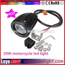 slim led worklight 10w led tractor working lights off road work light bar