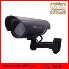 Indoor Outdoor Dummy Wireless cctv Camera with Blinking Light
