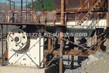 0-5mm/5-40mm Stone gravel crushing and screening stone crusher plant cost