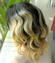 Malaysian virgin full lace wigs mono top human hair wigs ombre lace wig for white women cheap full thick 150% density