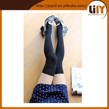 Splicing silk stockingsWholesale Products China ladies tight silk stocking / ,highly stretchable and comfortable sexy stockings