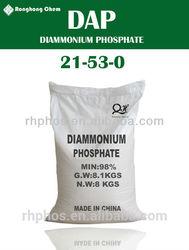 Diammonium phosphate DAP 21-53-0 /ammonium phosphate Dibasic DAP/Ammonium hydrogen phosphate DAP 21-53-00 fire extinguisher