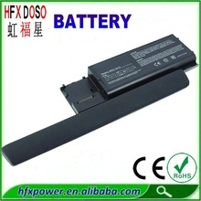 High capacity 11.1V 6600mAh/73Wh 9Cells Li-ion Notebook Battery for Dell Latitude D620 D630 Precision M230 GD775 JD616 KD495