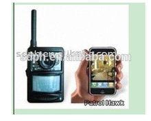 HOT!!!GPRS GSM MMS camera alarm system with PIR motion sensor, inbuilt siren and IR night vision camera, G80