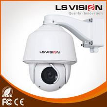 LS VISION network megapixel ip ptz camera network ir dome camaras de seguridad ip infrared ptz high speed camera