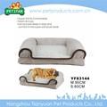Baixo preço garantido qualidade sofá cama de luxo camas do cão de estimação