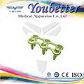 Anterior Cervical placas de la columna vertebral de fijación instrumento ortopédica implante