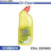 Private Logo toilet bowl cleaning gel