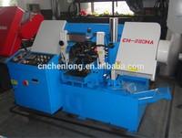 CHENLONG CH-280HA horizontal bandsaw machine