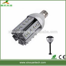 Energy saving LED street lights 18w 24w 30w 32w corn lamp led E40 E27