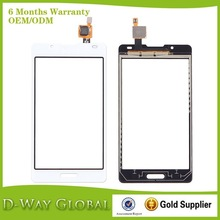 Nice after-sale factory price replacement screen for lg p710 touch