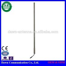 Factory Direct 500-790MHz 8dBi 360 deg Vertical Polarization UHF Fiberglass Antenna