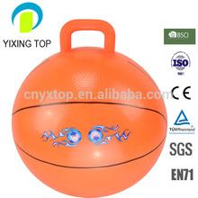 Adulto hopper bolas de plástico bola pulando bola