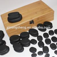 Portable Thermal Jade Massage stones