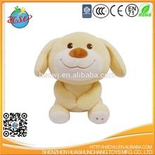 hot sale cute high quality puppy stuffed plush toy