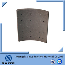 professional factory bus and truck brake lining 4710ANC