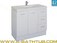 bathroom cabinet NZ900S 2D2R