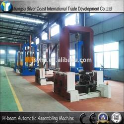H-Beam Work Flows Used Machine Assembling Equipment