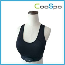 CooSpo Women Sport Clothes Fitness Equipment For Heart Rate Monitor