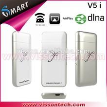 Full HD 1080p Digital Media Receive Universal Plug and Play DLNA Miracast Airplay Protocol TV Stream V5i