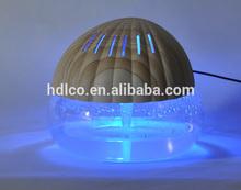China supplier 220V 13W LED lighted electrical toilet bowl cleaner air freshener