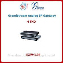 Upfly supply Grandstream Enterprise GXW410x Series IP Analog Gateway GXW4104