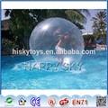 Excelente água bola! Dia 2m inflado de água de esportes bolas, gigante bola inflável de água,