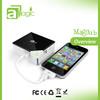 aMagic HK design patent 7800mAh dual USB battery backup power
