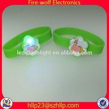 Professional Flashing Rob Led Bracelets LED Bracelets Event Factory