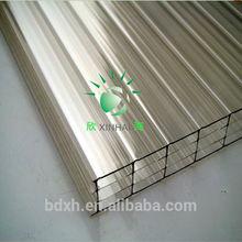 8mm bayer material polycarbonate hollow sheet /carport/skylight