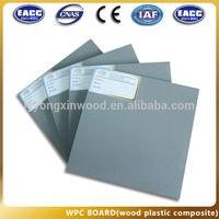 WPC Waterproof PVC foam Cement Board