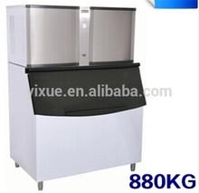 prezzo di fabbrica impianti di refrigerazione grande creatore di ghiaccio macchina