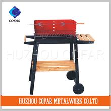 migliore qualità compatto a basso prezzo la cina ha fatto costruire un barbecue in acciaio