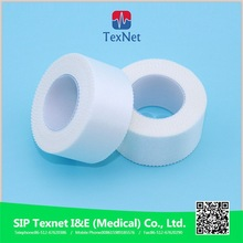Excellent material China OEM white and skin color sport tape medical