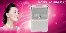 2015 newest handbag mirror with led light led makeup mirror ledpocket mirror
