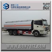 20cbm 22cbm 24cbm 25cbm 28cbm 10 wheeler oil tanker truck FOTON oil truck