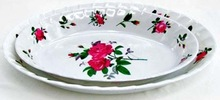 Microwave safe wedding melamine crockery