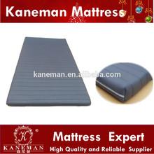 3D mesh fabric zipper off removable cover PU foam firm mattress